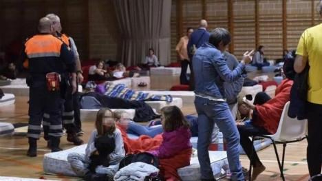 西班牙特大暴雨造成8人死亡