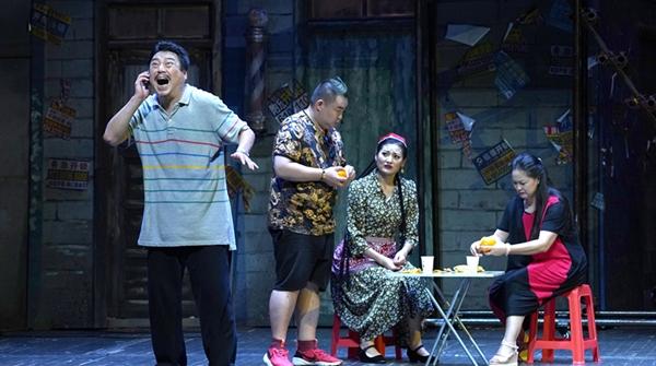 中国上海国际艺术节推改革开放40周年展演版块,讲讲大时代中小人物的故事