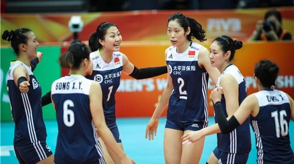 虎口脱险的美国队该感谢郎平和中国女排不打默契球的这份职业精神