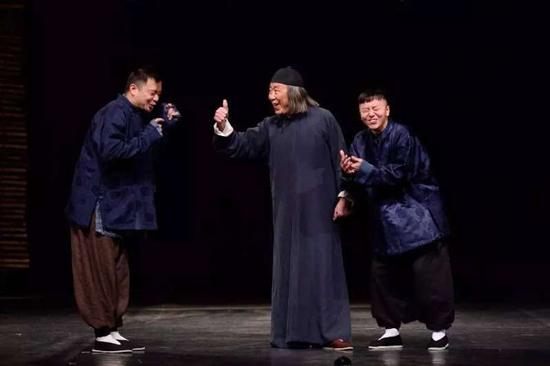 从老舍的故事中找到自己 《老舍五则》昨晚上演美琪大戏院