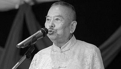 台湾著名相声艺术家吴兆南在洛杉矶去世 享年93岁
