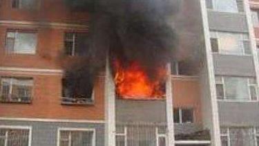 六楼调地暖燃气漏为啥八楼爆炸?