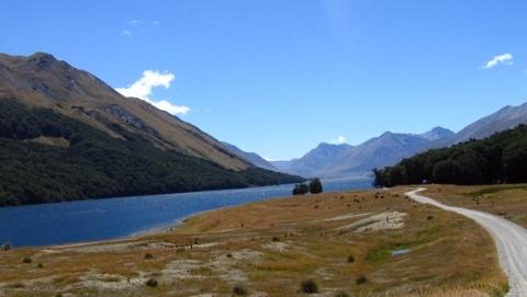 天下游 | 新西兰南岛马弗拉湖 Mavora Lakes