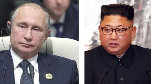 俄方证实已邀请金正恩来访 具体时间地点将通过外交渠道协商