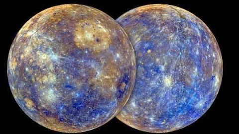 有一艘飞船正一刻不停地朝着水星奔去:52亿英里,7年漫漫旅程