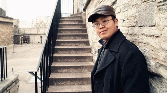 龚天鹏:他用交响乐记录中国时代声音,一个九零后的中国梦 | 我与艺术节不得不说的故事