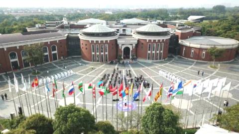 12支国外艺术团来沪展演 第十届上海宝山国际民间艺术节28日开幕