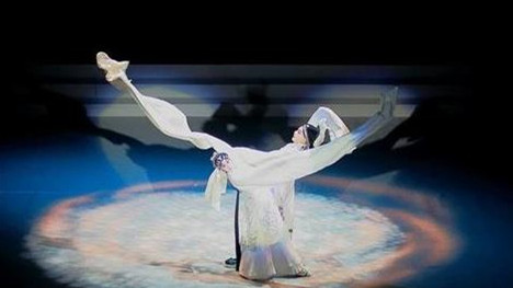 胡晓军:起舞行歌最得神
