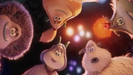 奇幻冒险动画电影《雪怪大冒险》今日上映 四大看点为你解读