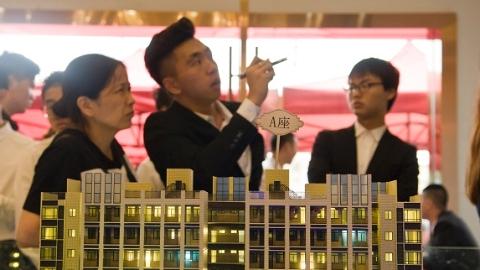 金九落空!申城上月新房、二手房销售价格环比均有下降