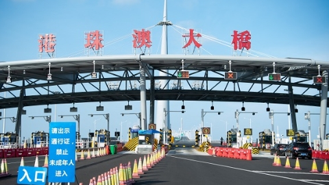 """【新时代新作为新篇章】港珠澳大桥""""同济元素""""彰显上海科创硬实力"""