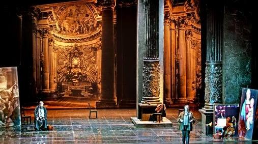 全景歌剧《托斯卡》重现意大利歌剧源头