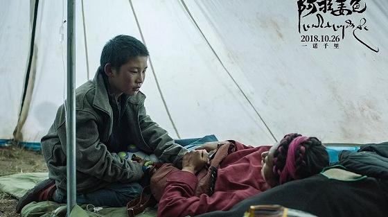 导演松太加:《阿拉姜色》不是对藏区的猎奇