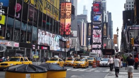 家住纽约,家在上海