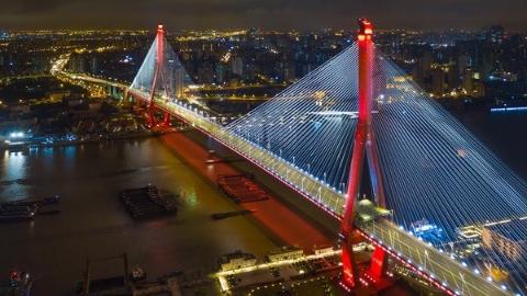 """林元培:中国造桥如何从""""零""""抵达世界第一"""