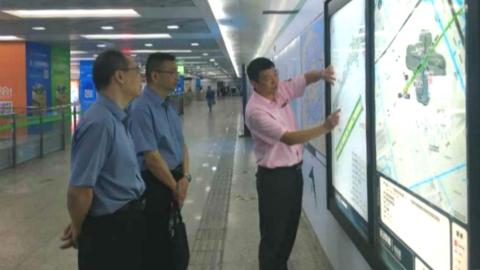 进博会倒计时,检企合作提升地铁安全运营环境