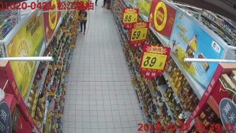 松江一超市半个月丢了3万余元商品,竟是7名导购互相模仿作案惹的祸