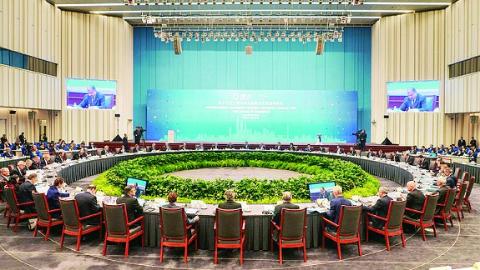 第30次上海市市长国际企业家咨询会议上午举行 上海开放的大门只会越开越大