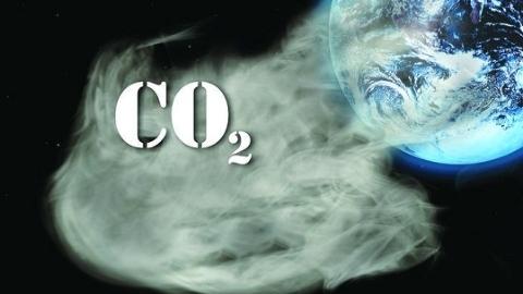 科创新探索 空气中取二氧化碳 给大棚植物施肥