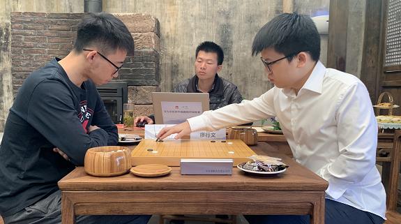 """华为手机杯围甲第21轮 上海建桥队遭遇""""二连败"""""""