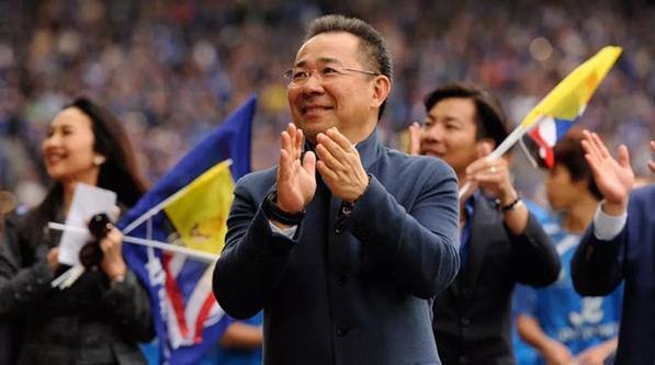 悼念维猜:为何莱斯特人人怀念这位拥有中国血统的俱乐部老板?