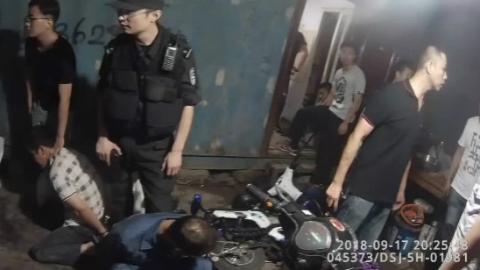 宝山警方捣毁一盗窃团伙  8名犯罪嫌疑人被刑拘