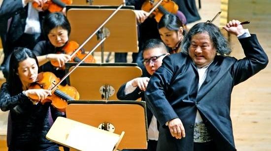 让友谊在歌声中绵延,中日艺术家同唱《欢乐颂》