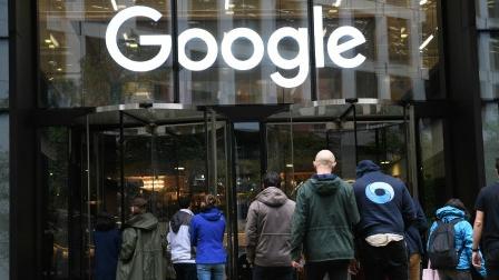 谷歌全球罢工抗议公司女性政策
