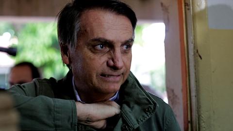 巴西当选总统有意迁驻以使馆