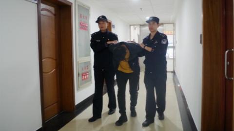 男子用女子身份将他人骗进传销组织 在上海南站刚下火车就落网