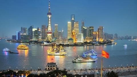 整治取得阶段性成果 上海浦江游览力争2020年跻身世界级旅游精品