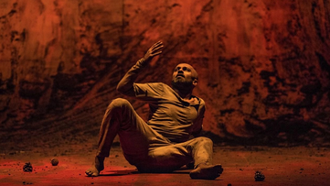 展现人性思辨 通过肢体语汇 阿库·汉姆将独舞《陌生人》