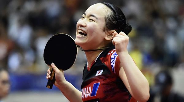 伊藤美诚为何能连克刘诗雯丁宁朱雨玲三大高手,夺瑞乒赛冠军?
