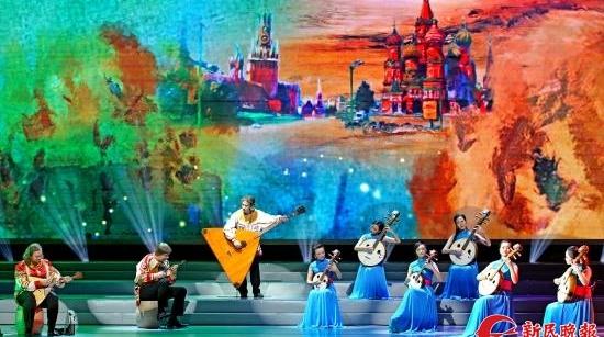 让民乐拥抱世界,看67种乐器演绎《共同家园》