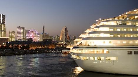 进博会动态 | 中国首艘大型邮轮建造项目在沪启动