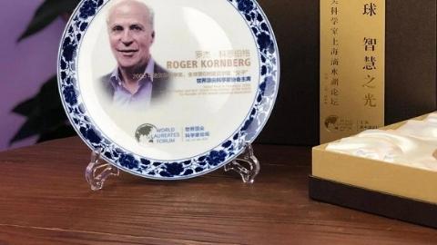 """世界""""最强大脑""""私人订制的纪念品,很中国范!"""