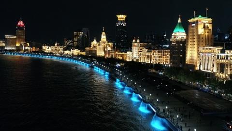进博会前夕外滩大变样,上海美出新高度——是这个复旦团队的努力