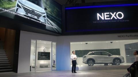 """净化空气?听懂上海话?未来汽车""""特异功能""""纷纷亮相进博会"""
