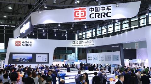 """中国城市轨道交通""""世界最长"""" 多种轨交新品上海集中亮相"""