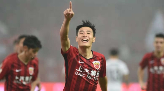 23载梦又圆 上港是冠军!上海是冠军!