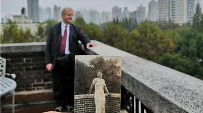 保罗寻根记:有生之年一定要回上海来看看