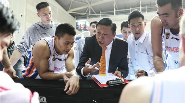虽然上海男篮赢了天津队,但李秋平却说……