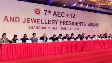 进博会促中国珠宝交易与国际市场发生联系