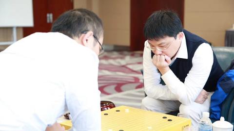 华为手机杯围甲第23轮 上海建桥队主场胜天津