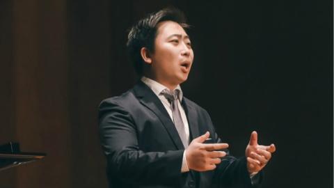 """中国艺术歌曲国际声乐比赛决赛昨晚举行:要""""立体化""""走向世界"""