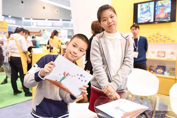 风信子为什么会开花? 中国儿童原创绘本亮相第六届中国上海国际童书展