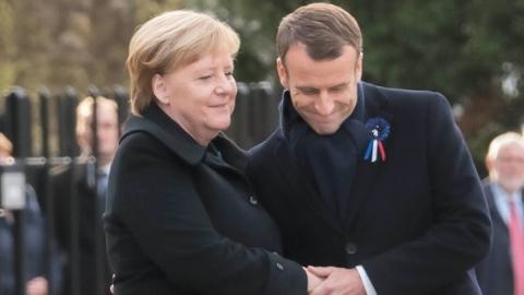 国际观察 | 欧洲联军:黄粱一梦今又来