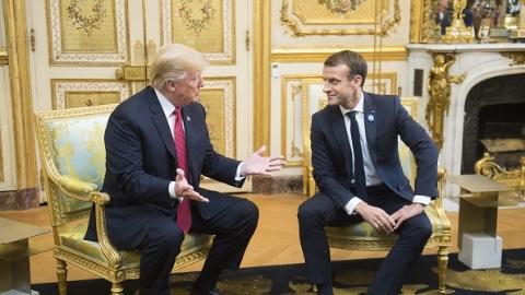 特朗普:美欧安全合作应更注重公平