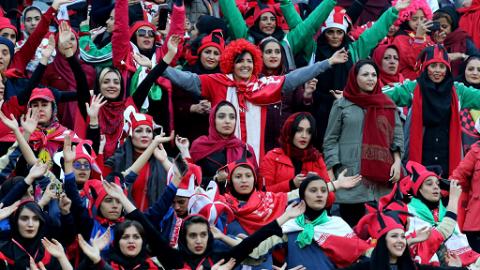 鹿岛鹿角首夺亚冠冠军 伊朗解除禁令女球迷现场观赛