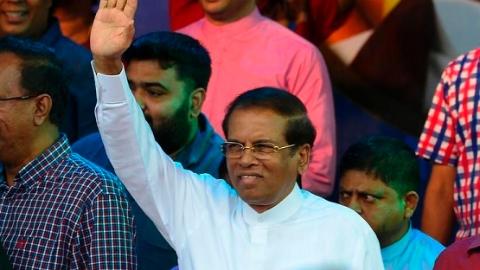 斯里兰卡总统深夜宣布解散议会